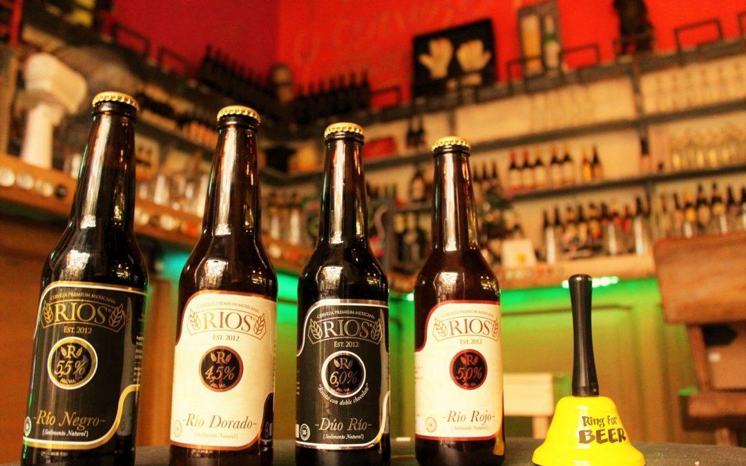 Cervecerías Artesanales y Tipos de Cerveza