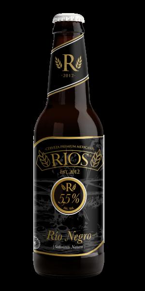 Rio Negro - Porter, Cerveza Rios, cerveza artesanal