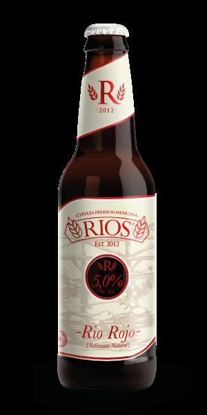 Rio Rojo- Red Kolsch, Cerveza Rios, cerveza artesanal